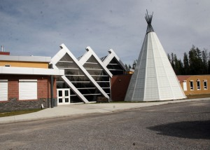 Big Horn Reserve Ta-Otha School